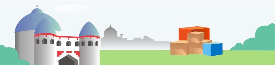 доставка сборного груза в Туркменистан
